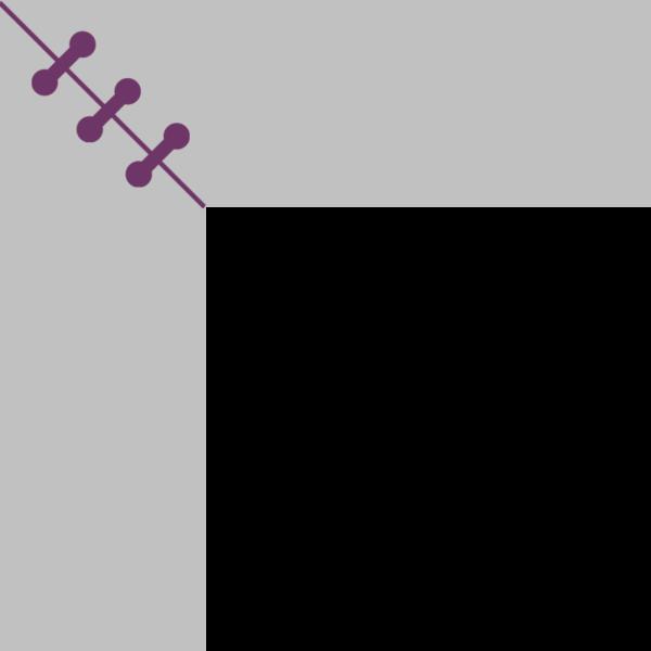 Laminate Mitre Joint