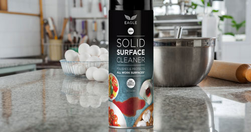 Eagle Solid Surface Cleaner