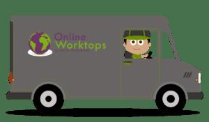 Online worktops van