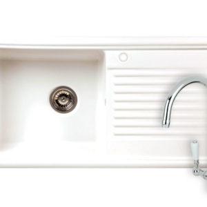 River Liffey Sink & Mixer Tap