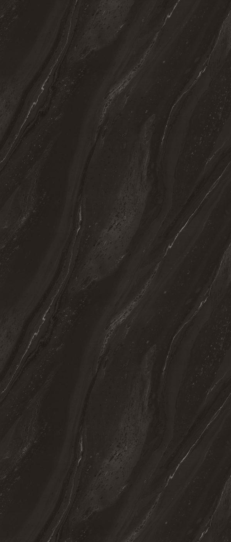 Axiom Black Painted Marble Full Length