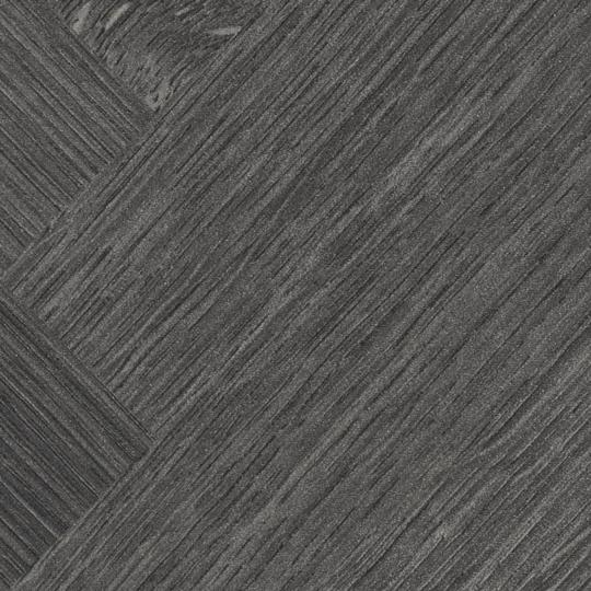 Axiom Graphite Oak Herringbone Complimentary Splashback