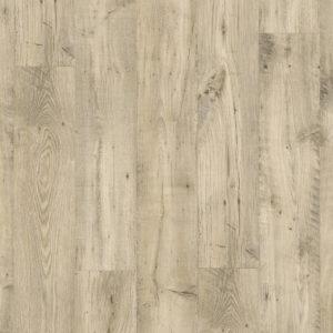 Quickstep Balance Canyon Oak Light Brown With saw Cuts