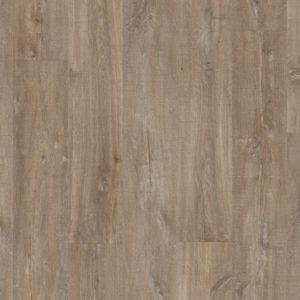Quickstep Balance Canyon Oak Dark Brown With Saw Cuts