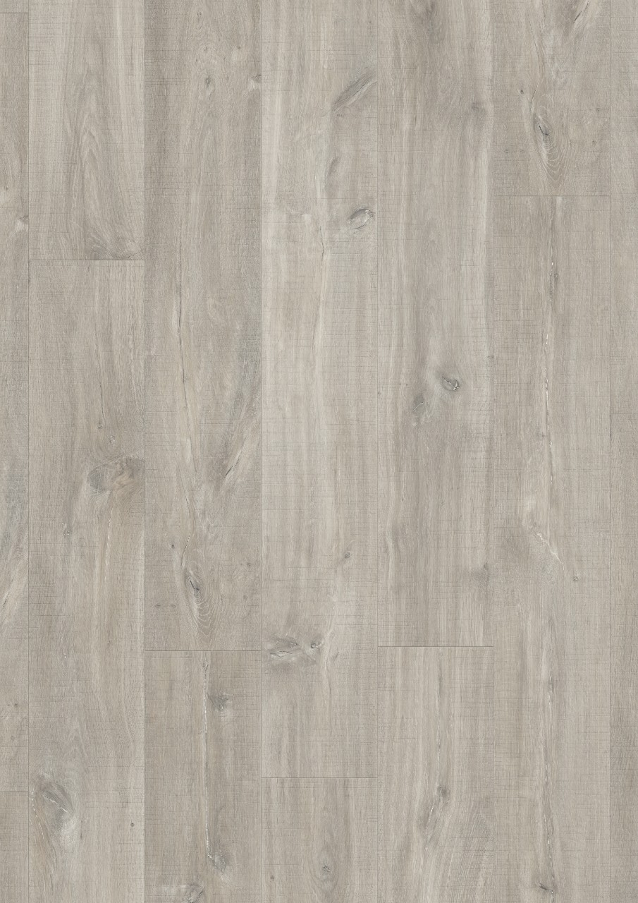 Quickstep Canyon Oak Grey With Saw Cuts