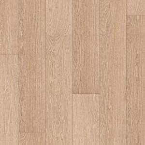 Quickstep Impressive White Varnished Oak